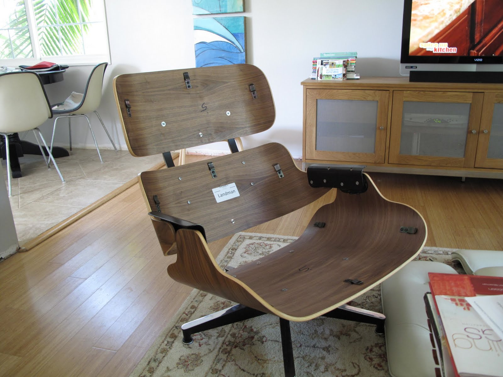 Eames Chair Repair Eames Lounge Chair And Ottoman Replacement Parts Replacement