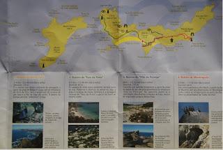 mapa de parques de campismo em espanha Expedição Islas Cies (Espanha) 26 de Setembro 2009   Velhas  mapa de parques de campismo em espanha
