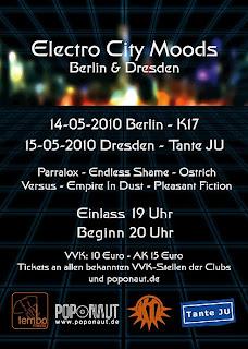 24 hours till Electro City Moods (Berlin)