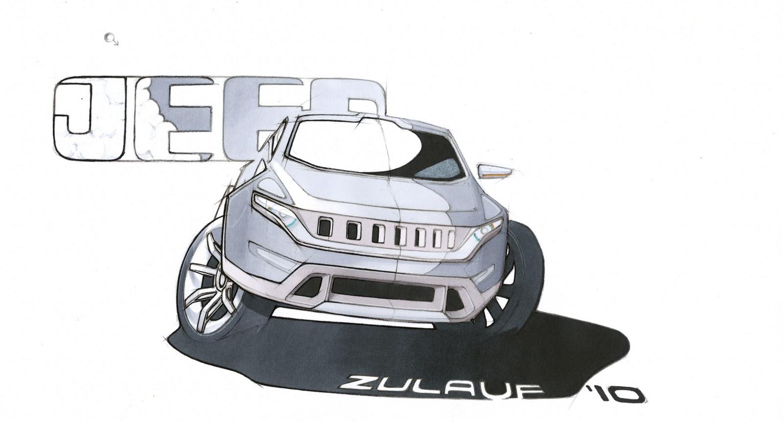 Jeep design #1