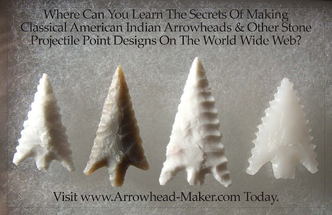 Learn To Make Classical Arrowhead Types