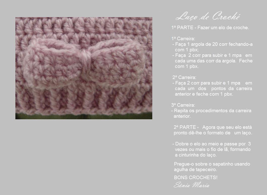 a0cca5d10fe FALANDO DE CROCHET: GORRO DE CROCHE PARA BEBE