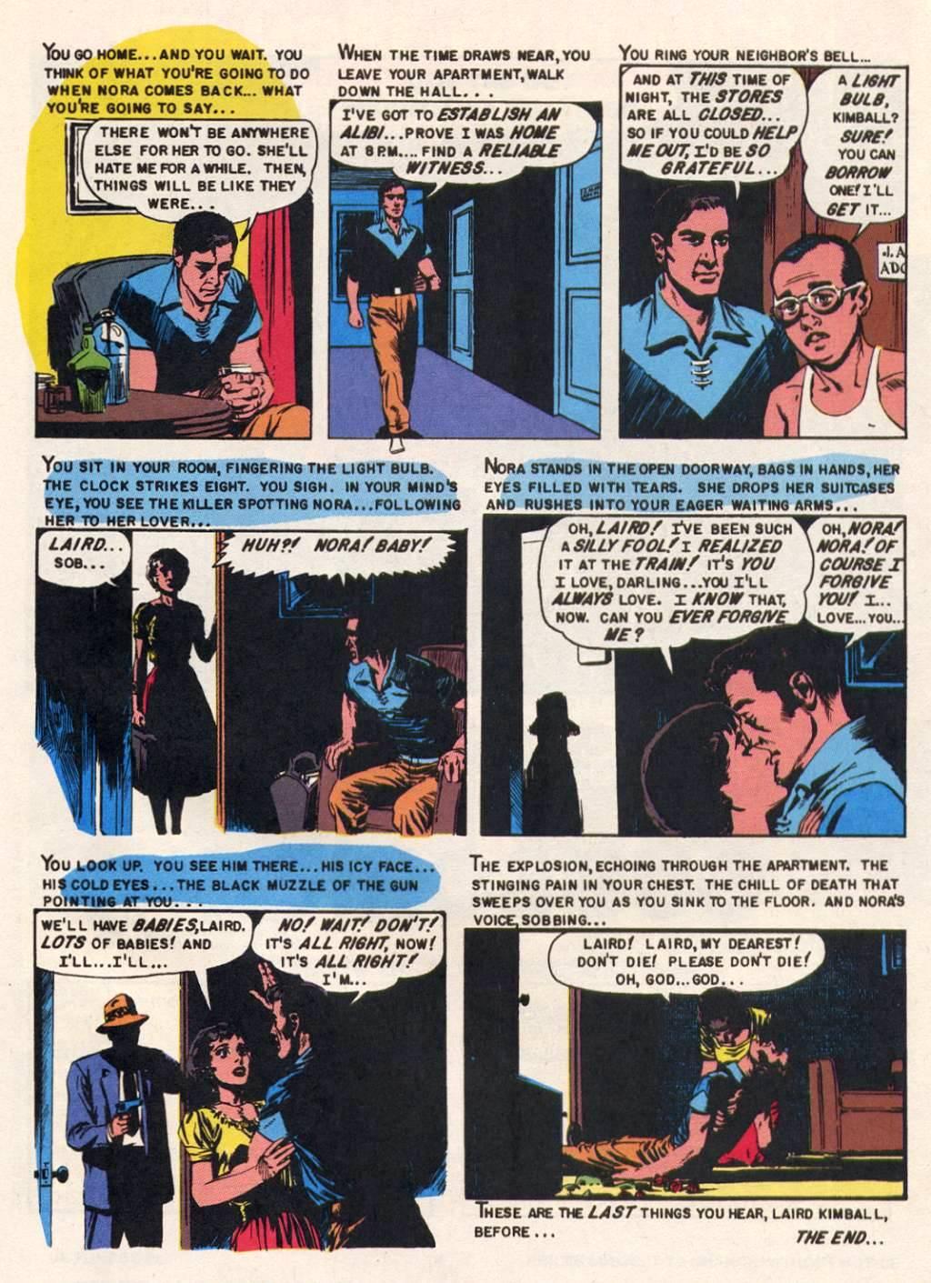 Read online Shock SuspenStories comic -  Issue #14 - 30