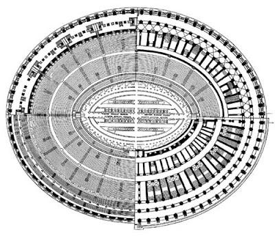 My Architectural Moleskine The Roman Colosseum
