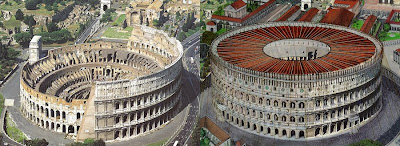 My Architectural Moleskine 174 The Roman Colosseum