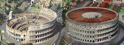 My Architectural Moleskine 174 The Roman Colosseum