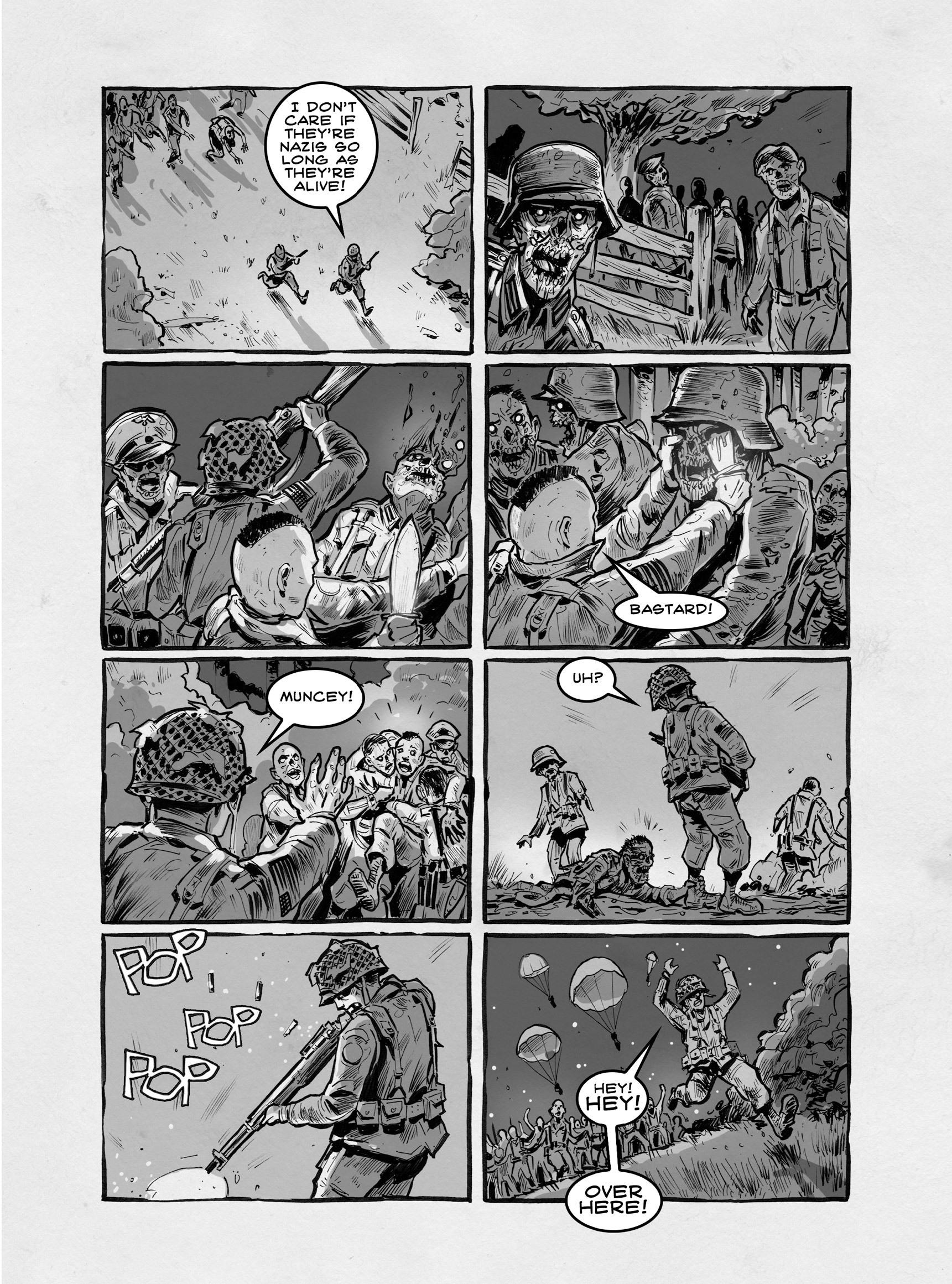 Read online FUBAR comic -  Issue #3 - 289