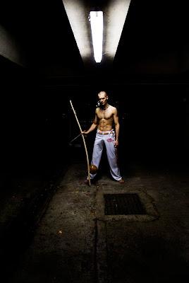 MDK 6274+adj - Portrait of the Capoeirista - Jonek