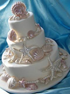 Les Plus Beaux Gâteaux De Mariage La Mer