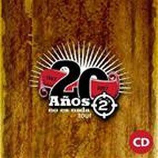20 años no son nada cd