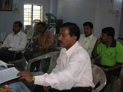 kbkonline: Press Meet by Bharatiya Mazdoor Sangh(BMS)