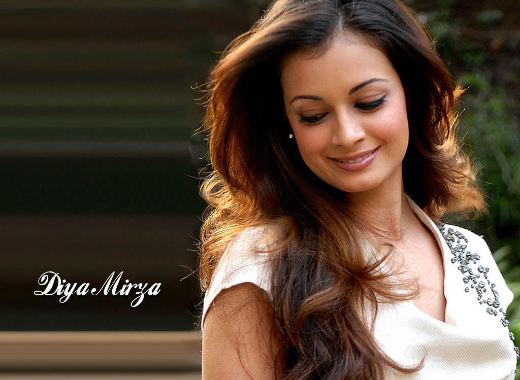 New Car Photo Diya Mirza Hotest Bollywood Babe  Hot -4902