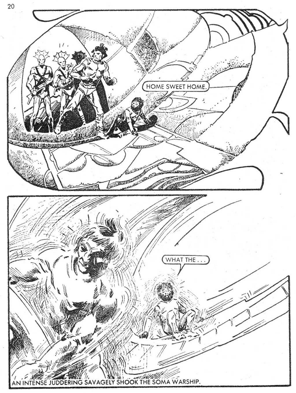 Starblazer issue 16 - Page 20