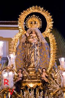 Resultado de imagen de Virgen de los Remedios Villarrasa