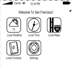 TECHNOLOGY NEWS NET: APPLE IPHONE ON LOACTION SPECIFIC