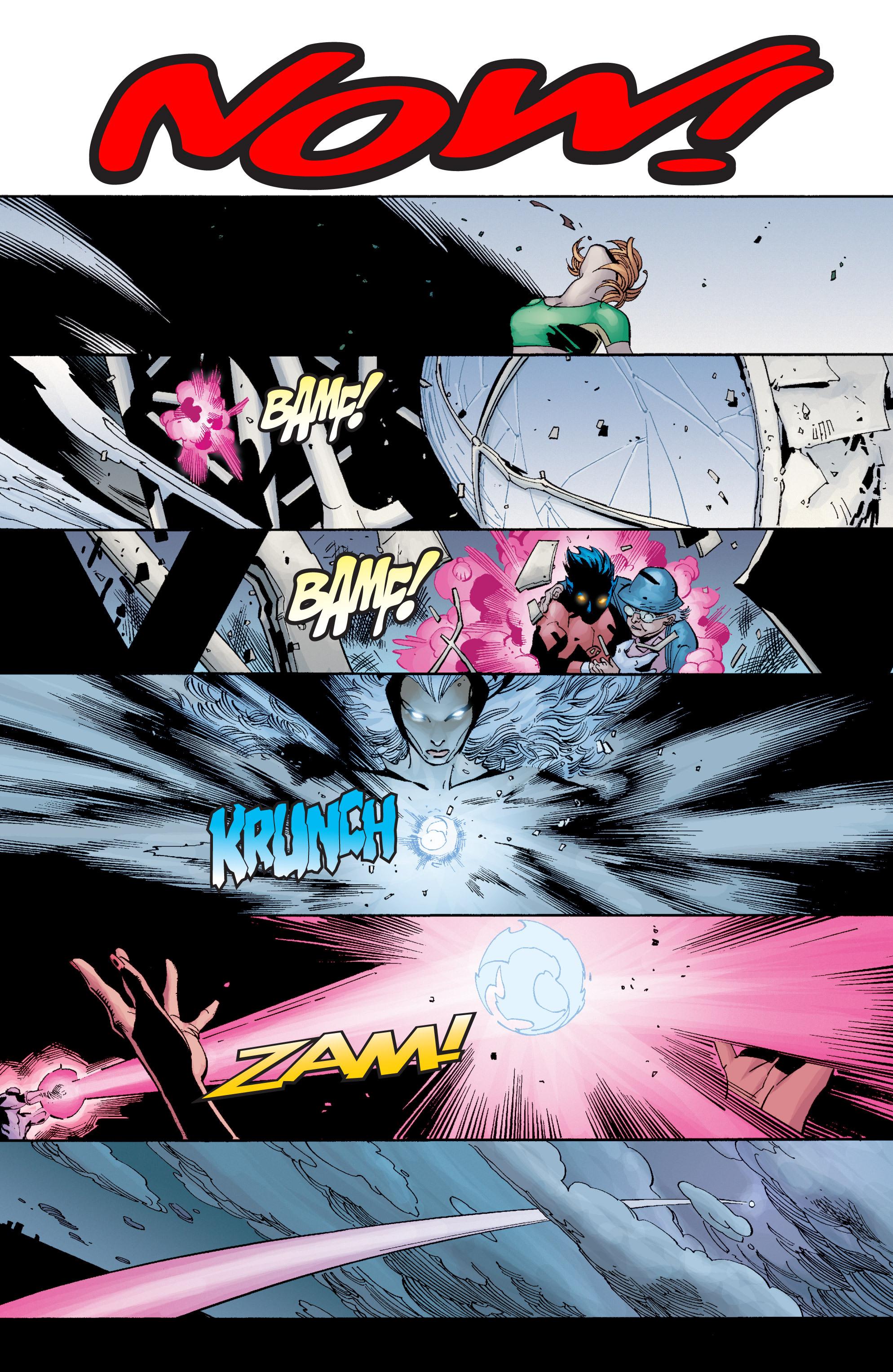Read online Uncanny X-Men (1963) comic -  Issue #449 - 21