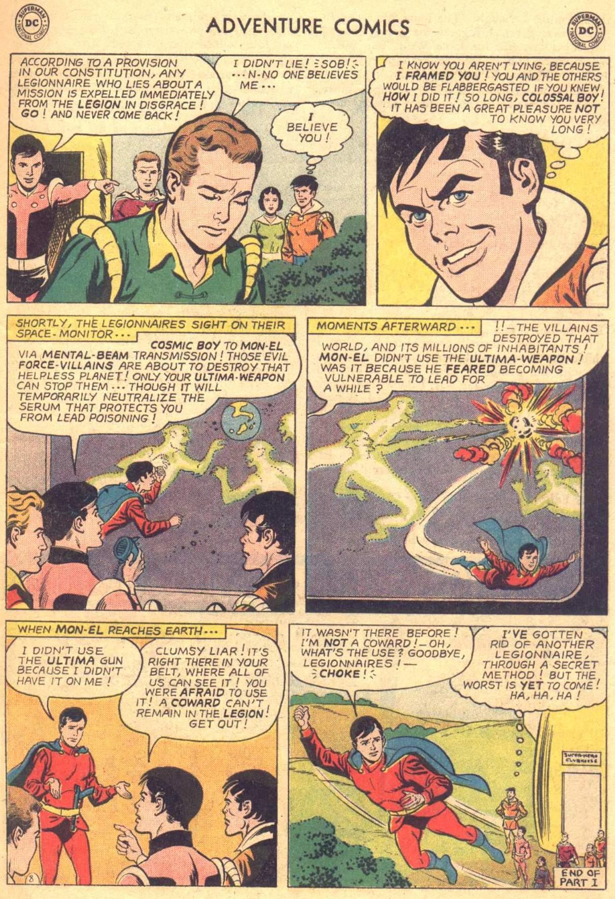 Read online Adventure Comics (1938) comic -  Issue #330 - 9
