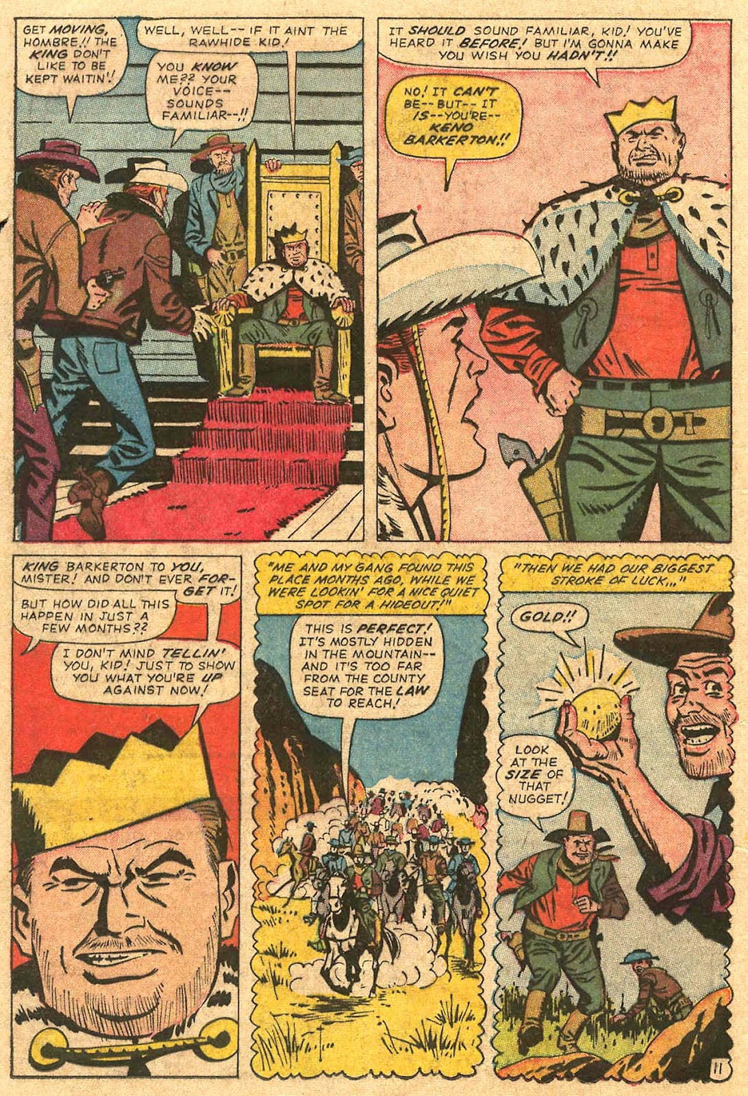 The Rawhide Kid (1955) issue 41 - Page 16