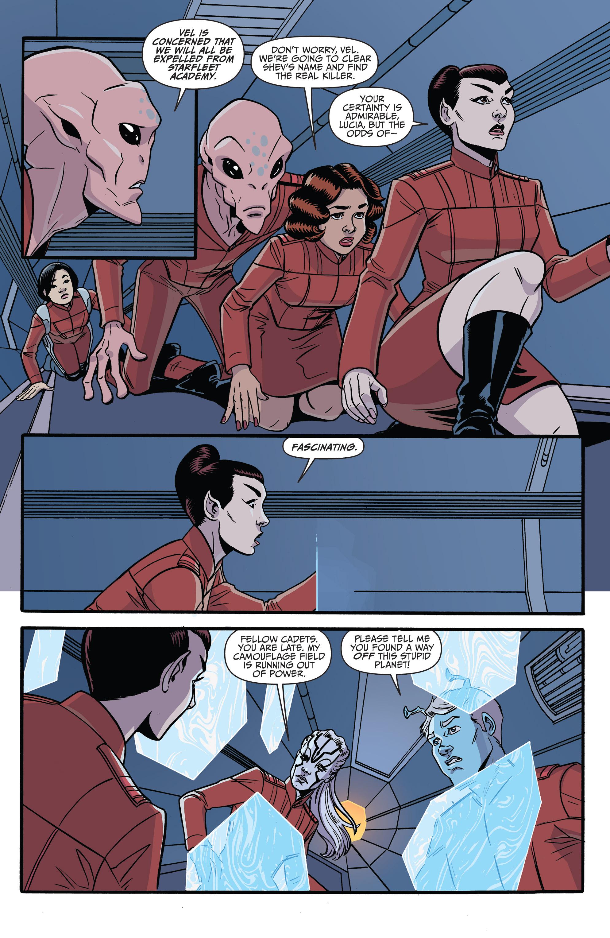 Read online Star Trek: Boldly Go comic -  Issue #8 - 7