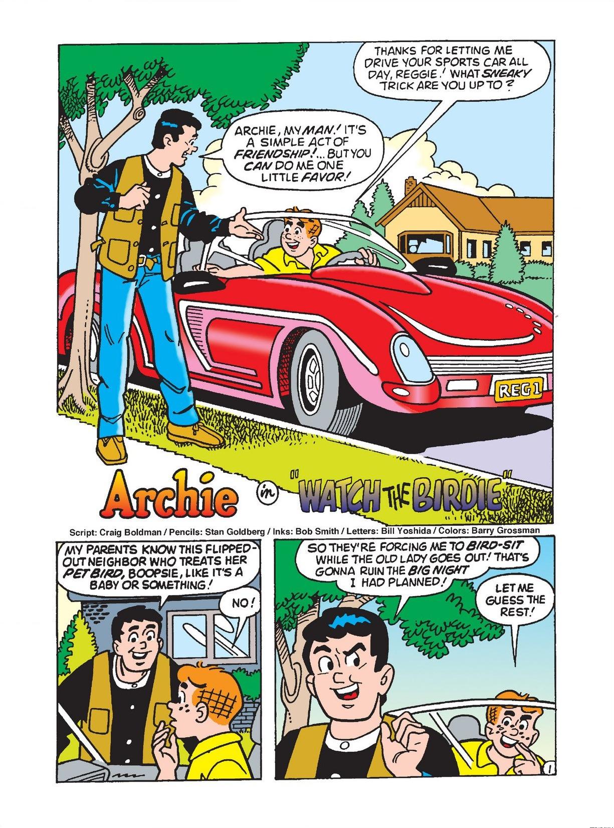 Read online Archie 1000 Page Comics Bonanza comic -  Issue #3 (Part 2) - 3