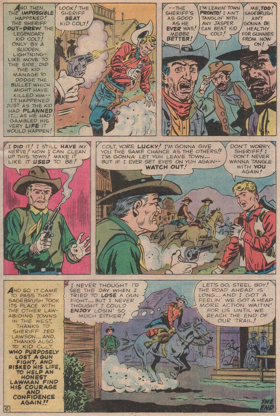 Kid Colt Outlaw issue 211 - Page 33