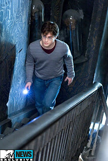 Confira nova foto de 'Harry Potter e as Relíquias da Morte: Parte I'