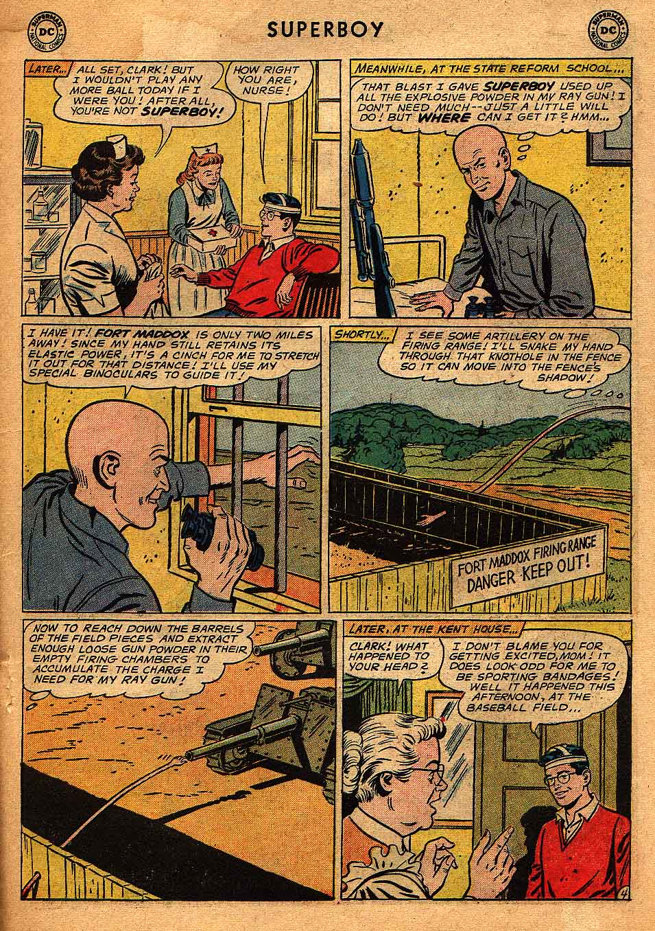 Superboy (1949) issue 96 - Page 18