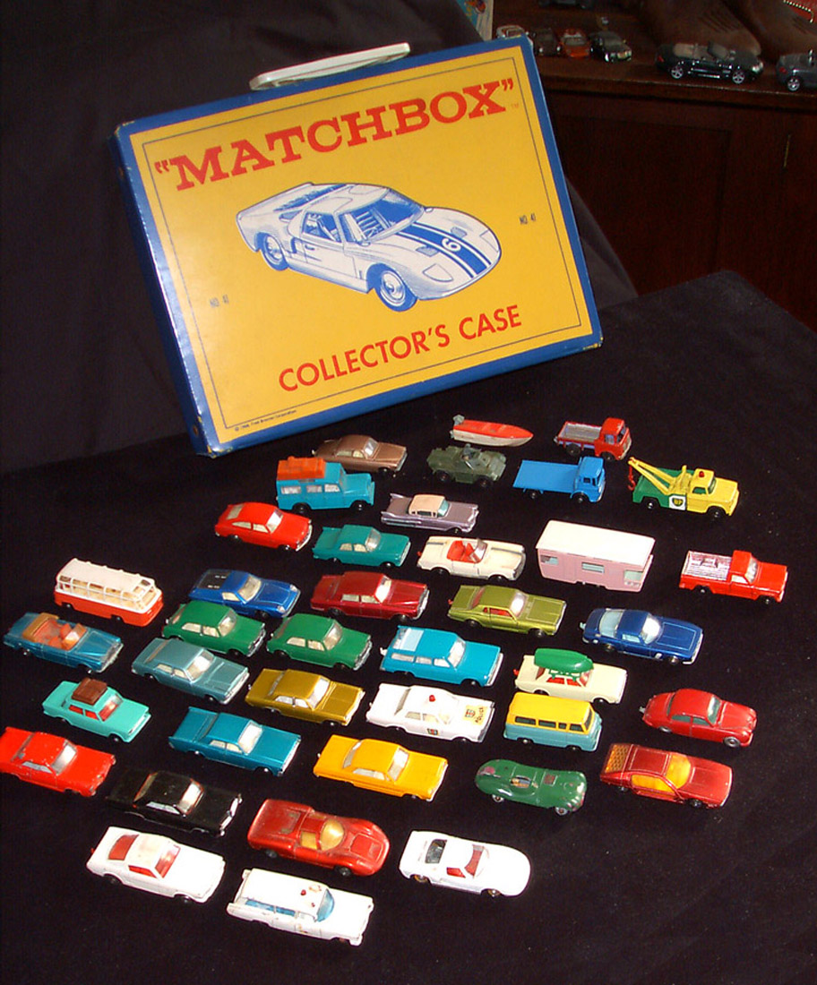 Casey Artandcolour The Real Matchbox Cars By Lesney In