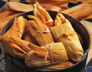Costa Rican Cuisine - Tamales