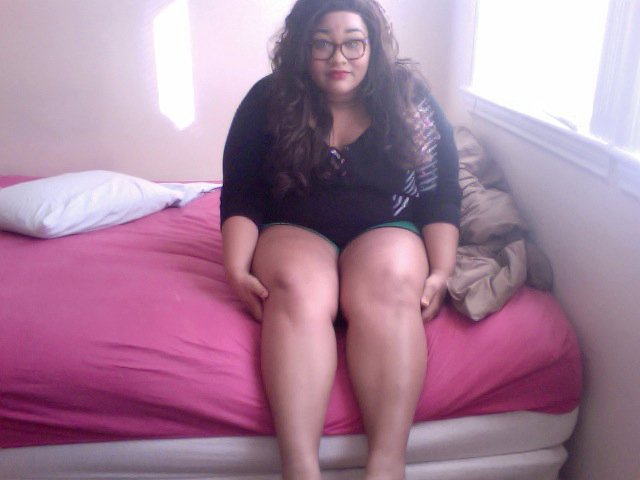 BBW BIG THIGH