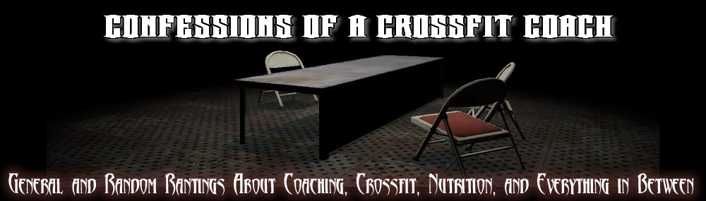 Confessions of a Crossfit Coach