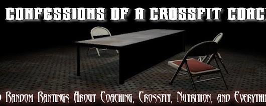 Confessions of a Crossfit Coach: Max Adrenal 2.0 Has Landed