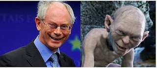 Van Rompuy / Gollum