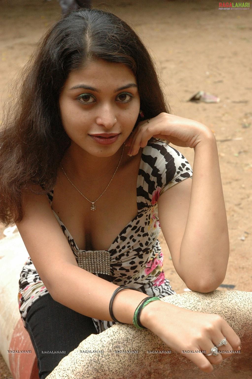pure telugu: south actress naga sri hot