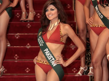 Bikini miss pakistan photo