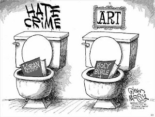 The Irish Savant: Art or hate crime?
