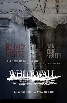 White Wall Movie Poster