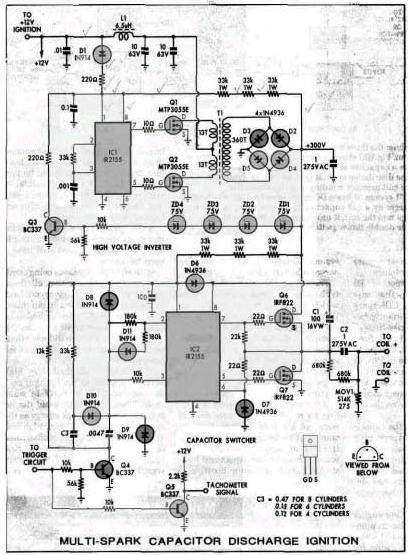 SHINDENGEN MOSFET FH020AA WIRING DIAGRAM - Auto Electrical