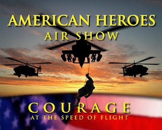 American Heroes Airshow. Click to learn more...