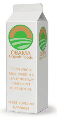 I'm Barack Obama, and I approve this milk