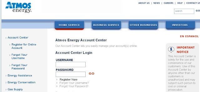 Tips For Atmos Energy Online Bill Payment At Atmosenergy