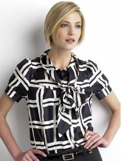 6f1464f0d2c846 Marvelous Things  Current Obsession  Banana Republic Blouses
