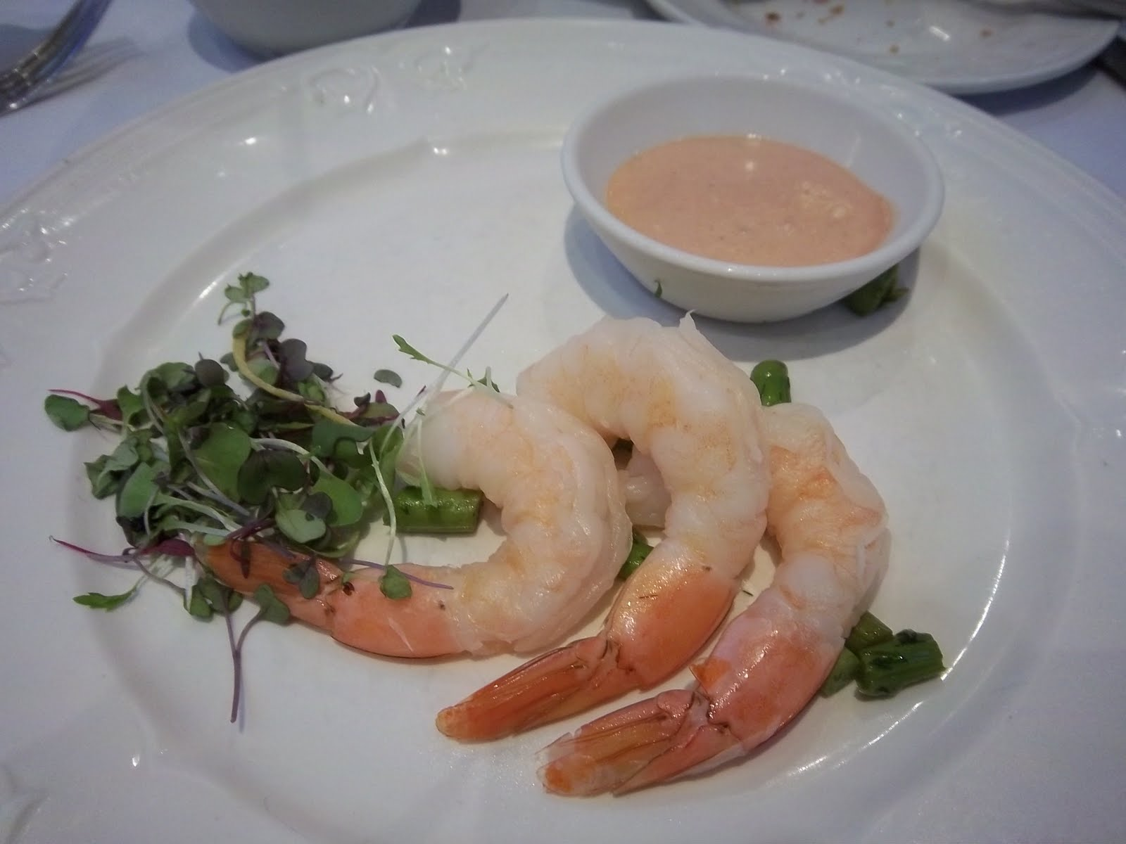 KDslog Blog: Disney Cruise, The Food