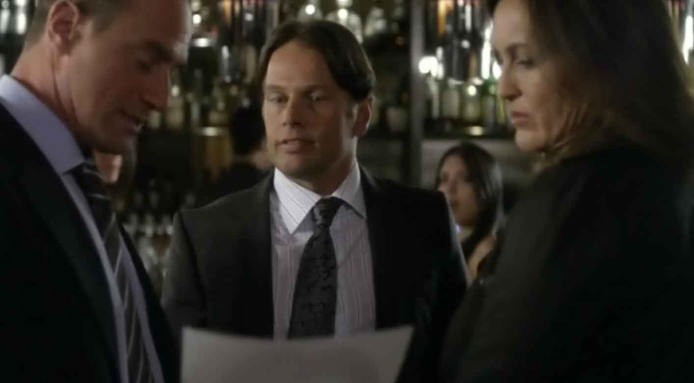 Law and order speed dating rapist svu