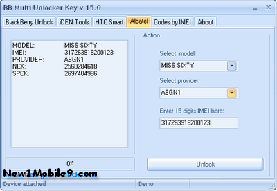 Alcatel multi Unlocker Key v15 0 ~ New1Mobile9