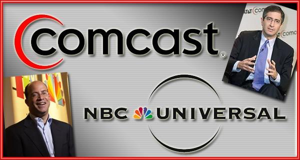The Comcast/NBC Universal merger