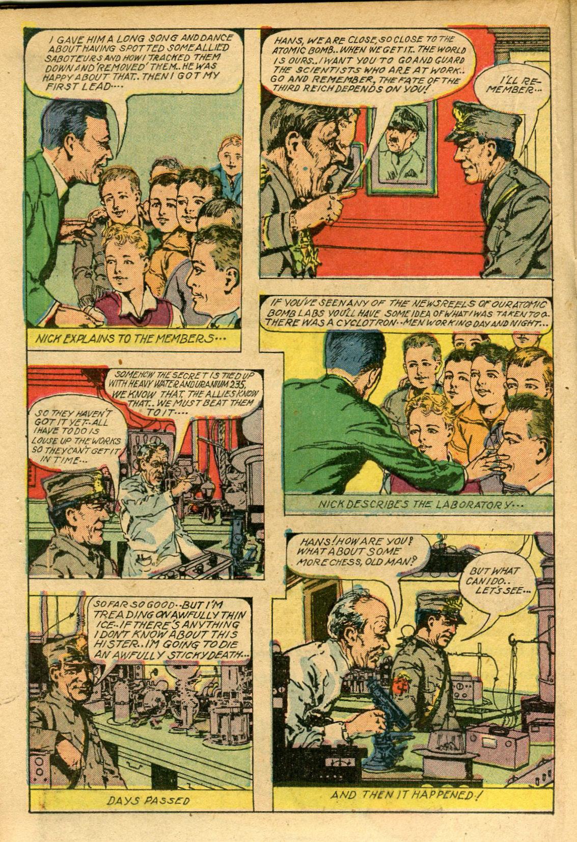 Read online Shadow Comics comic -  Issue #69 - 28