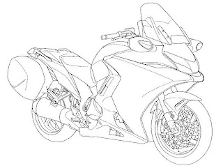 canadian motorcycle news 1970s Freddie Spencer Superbikes 2010 honda st1200 rumor and patent photos
