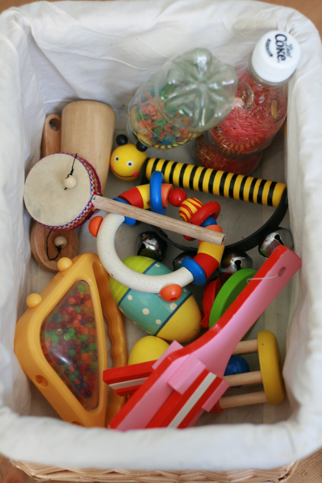 Heuristic Play Treasure Baskets The Imagination Tree