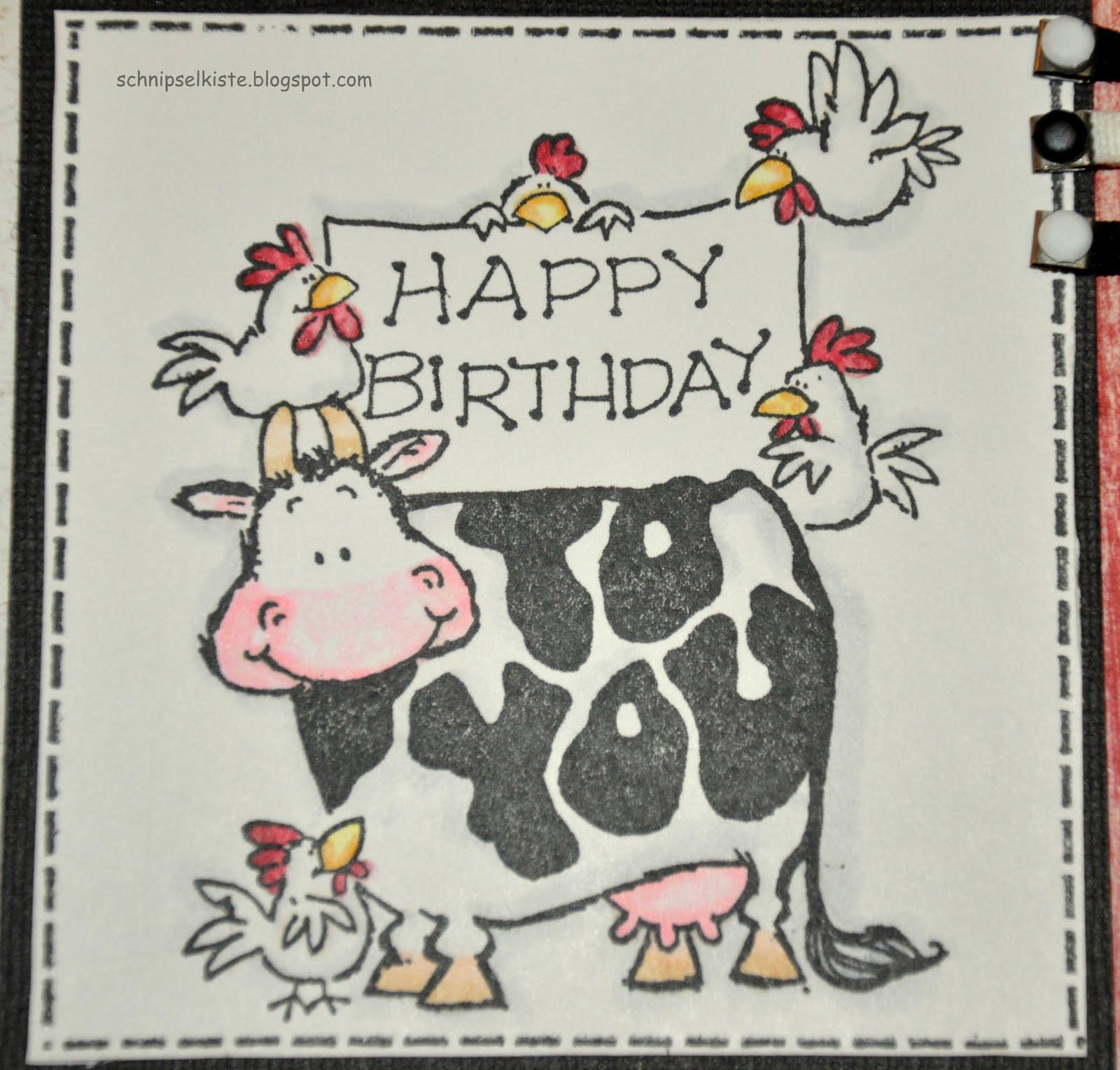 Kuhle Geburtstagsgrusse